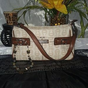 "Authentic ""Etienne Aigner"" Handbag."